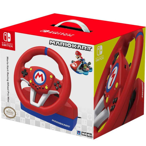 HORI Mini Mario Kart Racing Wheel Pro [Nintendo Switch]