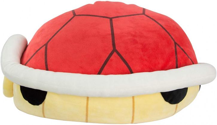 Nintendo Mario Kart - Roter Panzer Plüschkissen