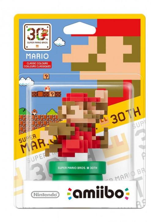 amiibo - Mario 30. Jubiläum klassische Farben
