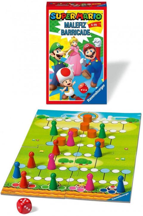 Super Mario - Dice-Challenge