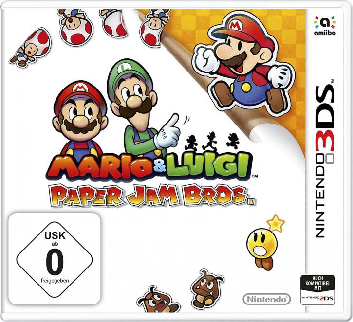 Mario & Luigi: Paper Jam Bros. - [N3DS]