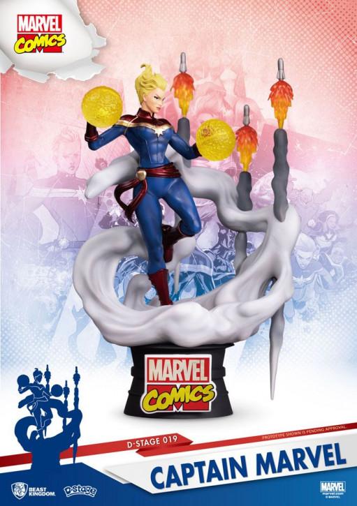 Marvel: Diorama Stage 19 - Captain Marvel