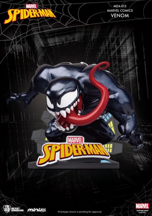 Marvel Comics Mini Egg Attack Figur - Venom