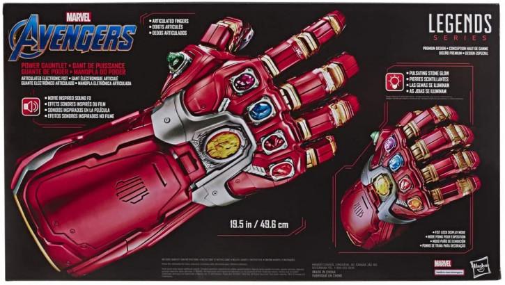 Marvel Legends Serie Avengers: Endgame Power Handschuh