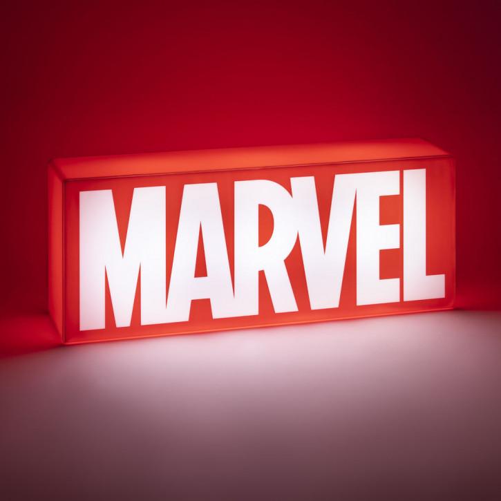 Leuchte - Marvel Logo