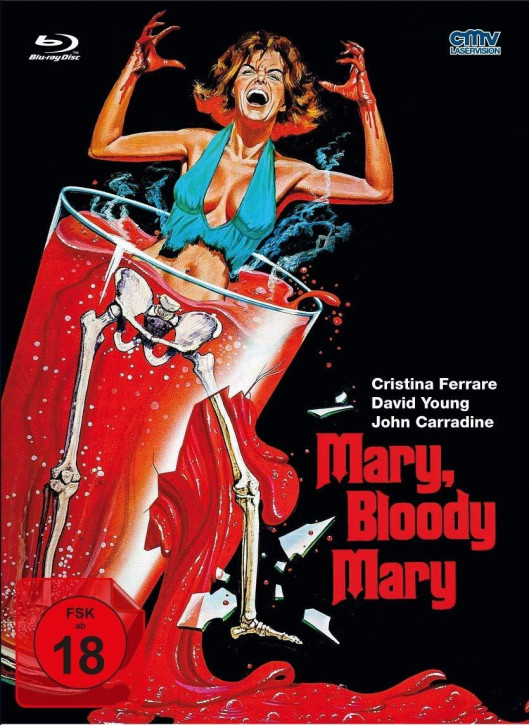 Mary, Bloody Mary - Limited Mediabook [Blu-ray+DVD]