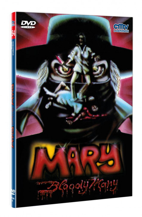 Mary, Bloody Mary - Trash Collection #154 [DVD]