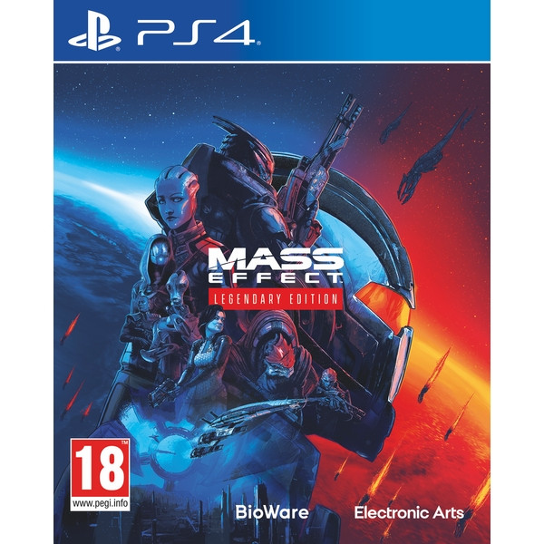 Mass Effect - Legendary Edition [PS4]