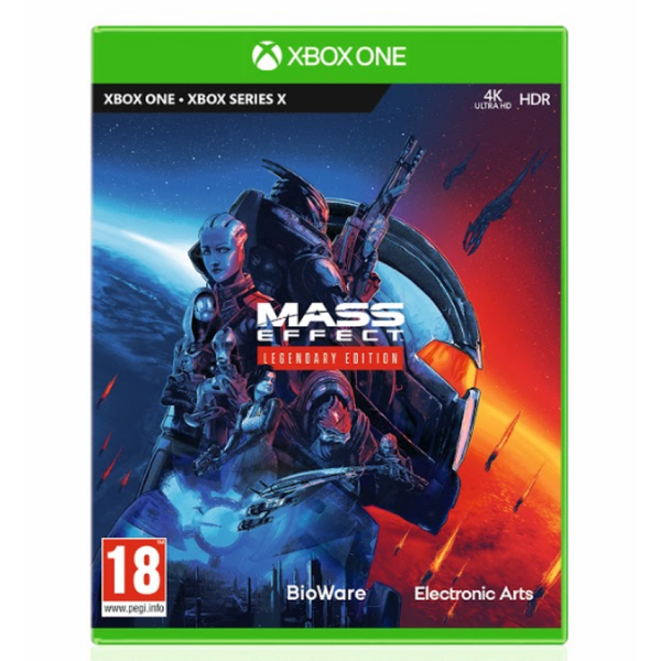 Mass Effect - Legendary Edition [Xbox One]