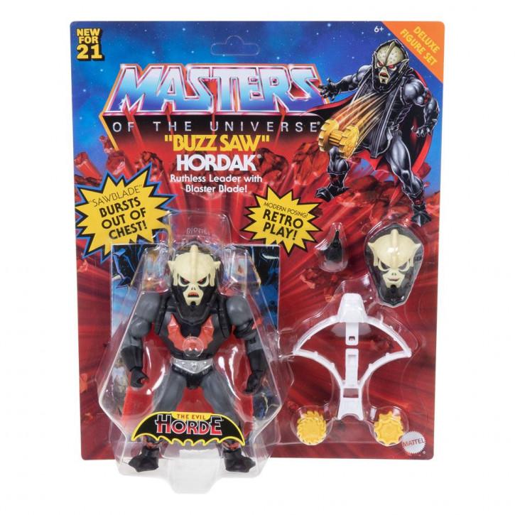 Masters of the Universe Origins Actionfigur 2021 - Buzz Saw Hordak