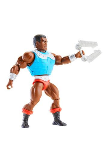 Masters of the Universe Origins Deluxe Actionfigur 2021 - Clamp Champ