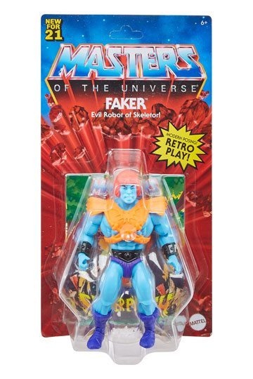 Masters of the Universe Origins Actionfigur 2021 - Faker