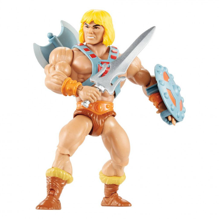 Masters of the Universe Origins Actionfigur 2020 - He-Man