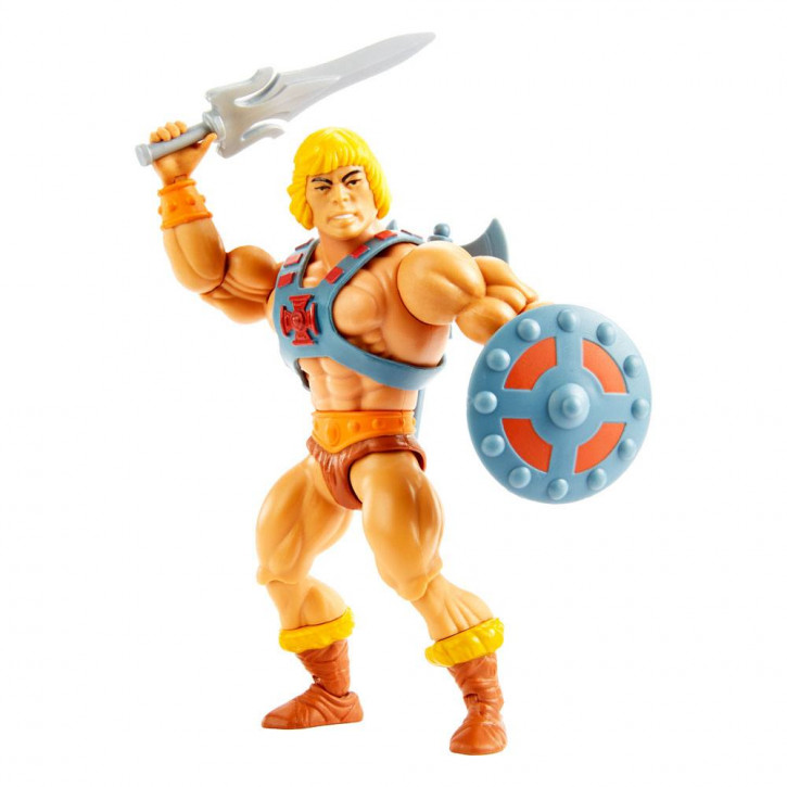 Masters of the Universe Origins Actionfigur 2021 - He-Man