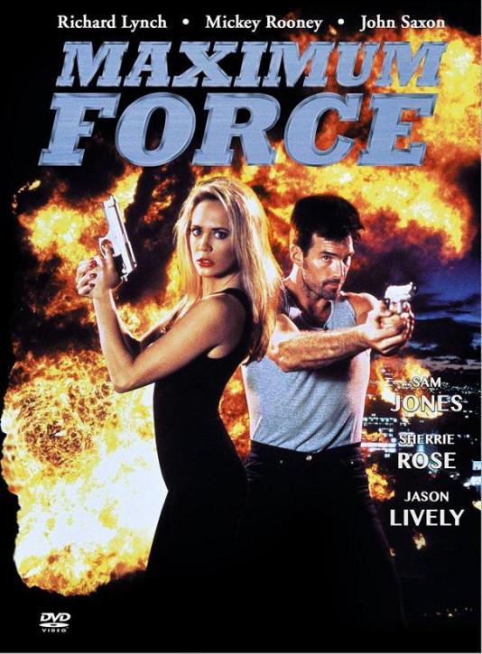 Maximum Force - Mediabook - Cover A [DVD]