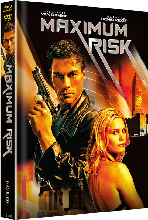 Maximum Risk - Limited Mediabook Edition - Cover C [Blu-ray+DVD]