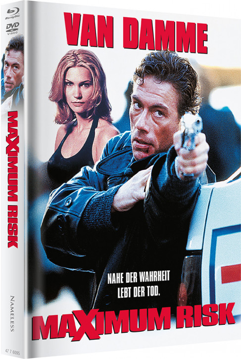 Maximum Risk - Limited Mediabook Edition - Cover D [Blu-ray+DVD]