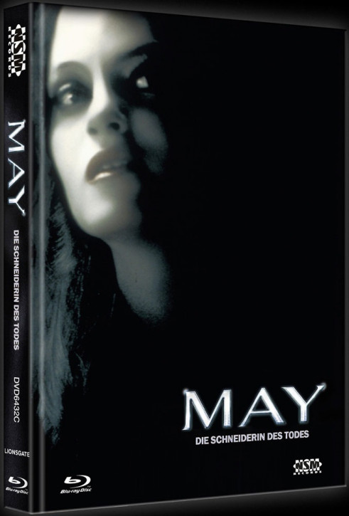 May - Die Schneiderin des Todes - Limited Collector's Edition - Cover C [Blu-ray+DVD]
