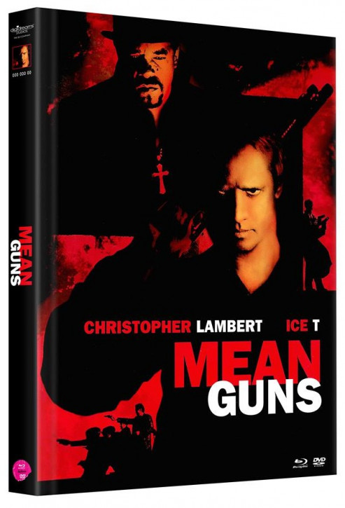 Mean Guns - Mediabook - Cover A [Blu-ray+DVD]