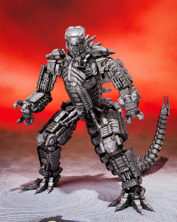 Godzilla vs. Kong - S.H. MonsterArts Actionfigur - Mechagodzilla