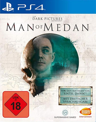 The Dark Pictures Anthology - Man of Medan (USK) [PS4]