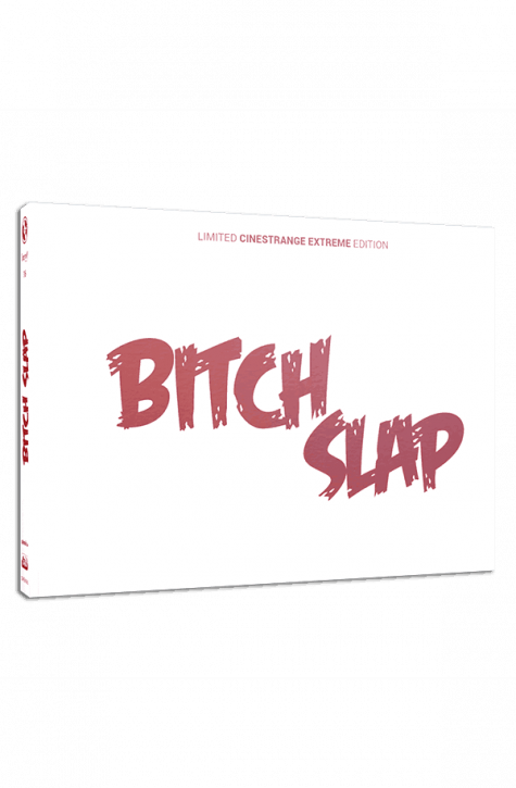 Bitch Slap - Limited Mediabook Edition - Cover Q [Blu-ray+DVD]