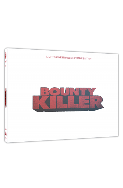 Bounty Killer - Limited Mediabook Edition - Cover Q [Blu-ray+DVD]