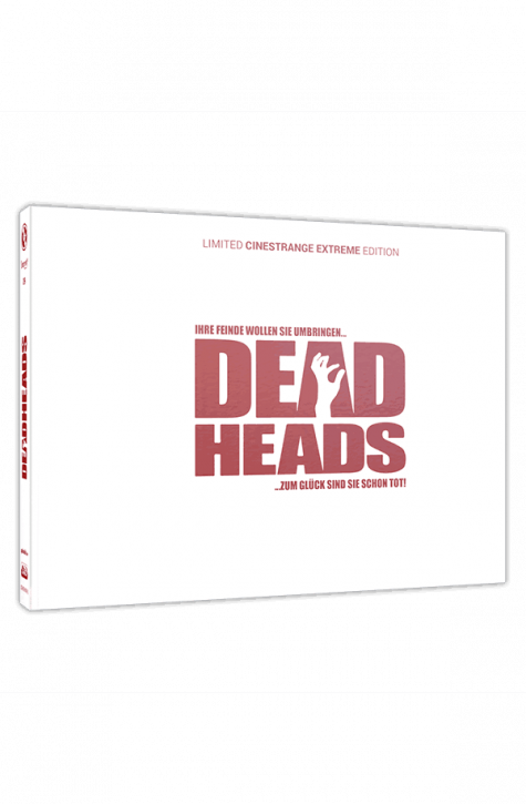 Deadheads - Limited Cinestrange Extreme Edition - Cover Q [Blu-ray+DVD]