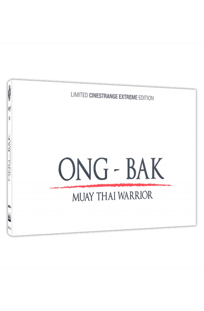 Ong-Bak - Limited Cinestrange Extreme Edition - Cover Q [Blu-ray+DVD]
