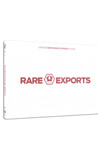 Rare Exports - A Christmas Tale - Limited Mediabook Edition - Cover Q [Blu-ray+DVD]