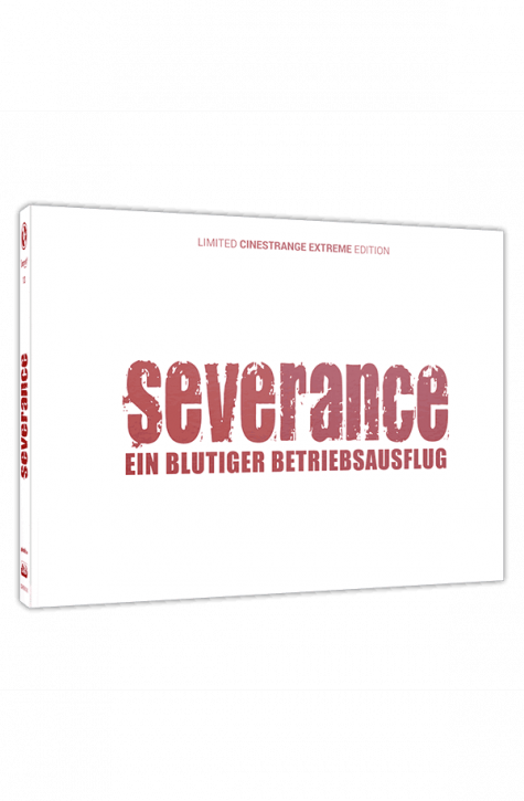 Severance - Limited Mediabook Edition - Cover Q [Blu-ray+DVD]