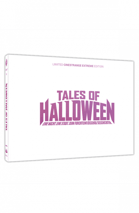 Tales of Halloween - Limited Mediabook Edition - Cover Q [Blu-ray+DVD]
