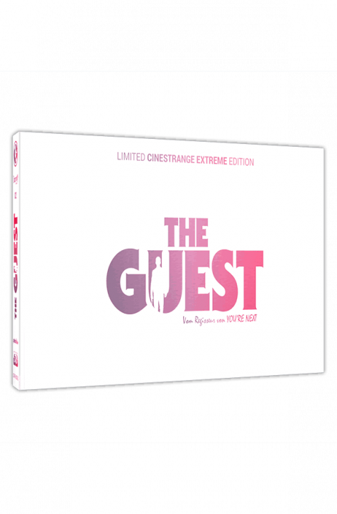 The Guest - Limited Cinestrange Extreme Edition - Cover Q [Blu-ray+DVD]