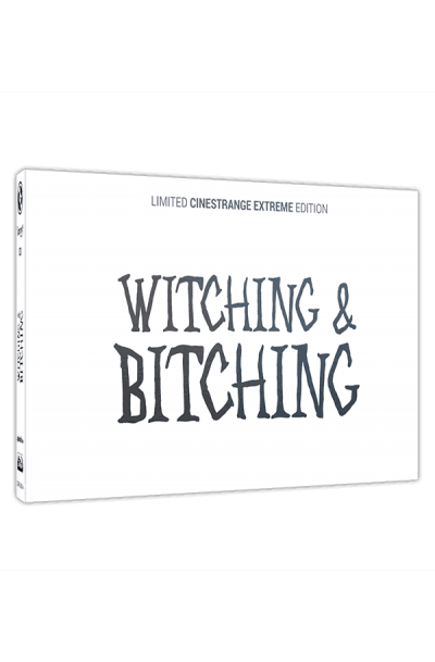 Witching & Bitching - Limited Cinestrange Extreme Edition - Cover Q [Blu-ray+DVD]
