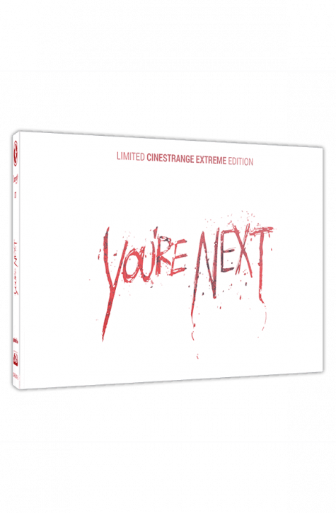 You're Next - Limited Cinestrange Extreme Edition - Cover Q [Blu-ray+DVD]