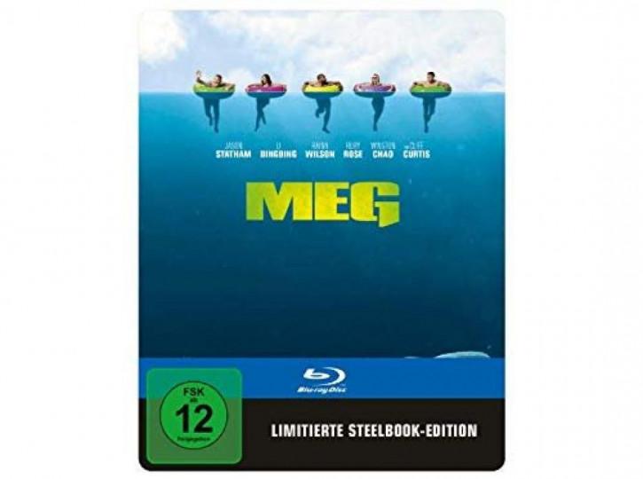 MEG - Limited Steelbook Edition [Blu-ray]