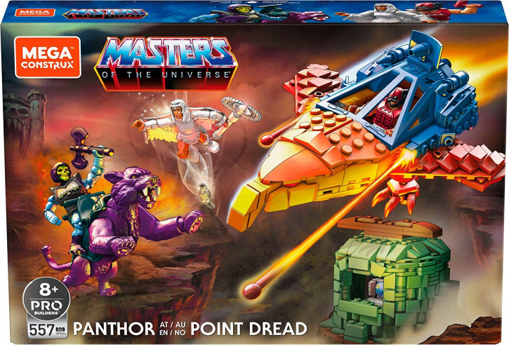 Mega Construx GPH24 - Masters of the Universe - Point Dread