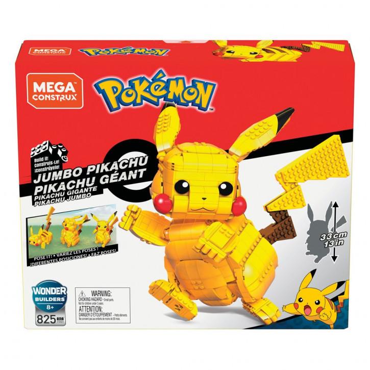 Mega Construx - Pokemon - Jumbo Pikachu