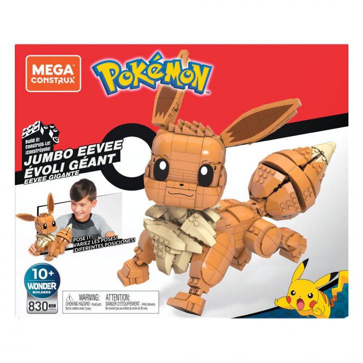 Mega Construx - Pokemon - Jumbo Evoli