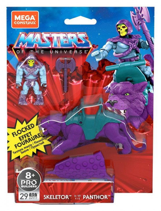 Mega Construx - Masters of the Universe - Skeletor und Panthor