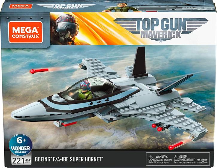 Mega Construx - Top Gun - Top Gun Jet