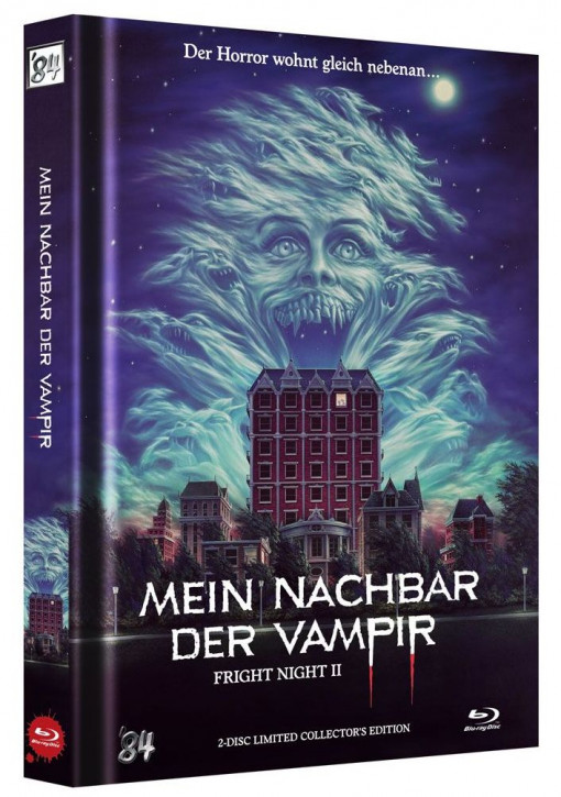Fright Night 2 - Mein Nachbar der Vampir - Limited Collector's Edition [Blu-ray+DVD]