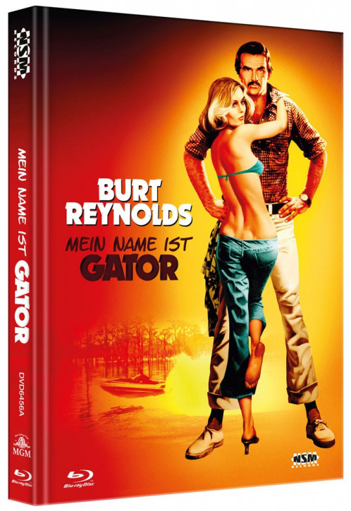 Mein Name ist Gator - Limited Collector's Edition - Cover A [Blu-ray+DVD]