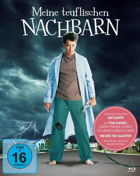 Meine teuflischen Nachbarn - Mediabook [Blu-ray]