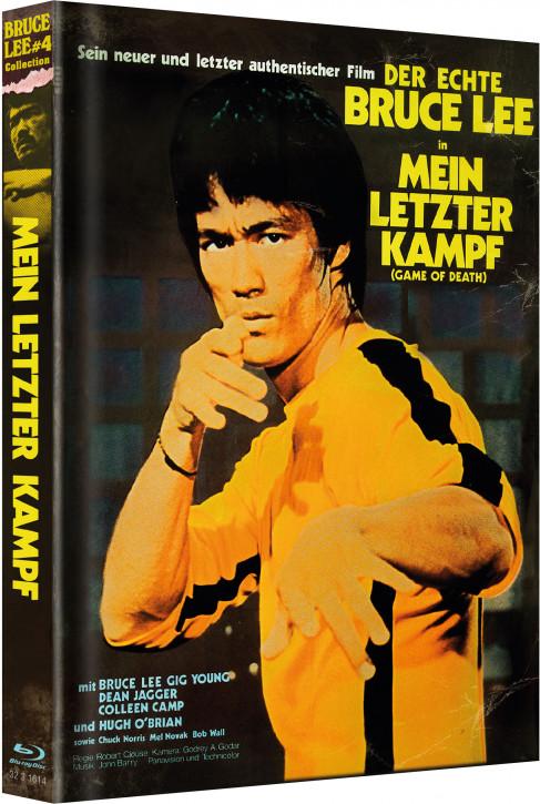 Bruce Lee - Mein letzter Kampf - Limited Mediabook [Blu-ray+DVD]