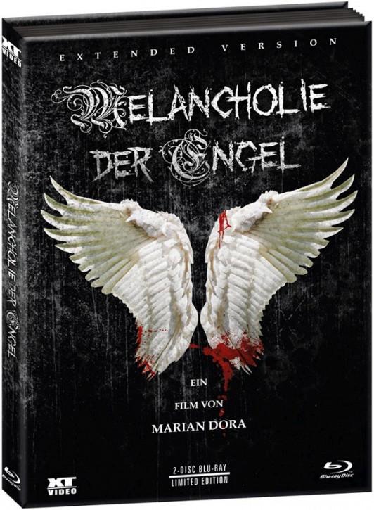 Melancholie der Engel - Extended Edition - Mediabook [Blu-ray+DVD]