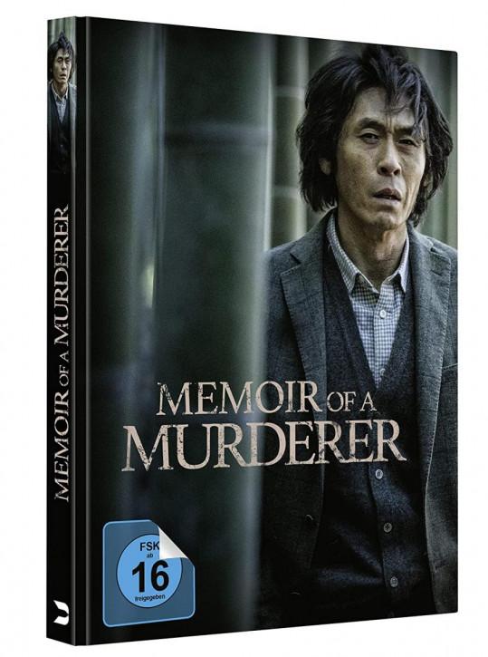 Memoir of a Murderer - Limited Mediabook Edition - Cover B [Blu-ray]