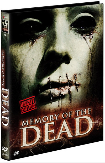Memory of the Dead - Limited Mediabook Edition - Cover A [DVD]