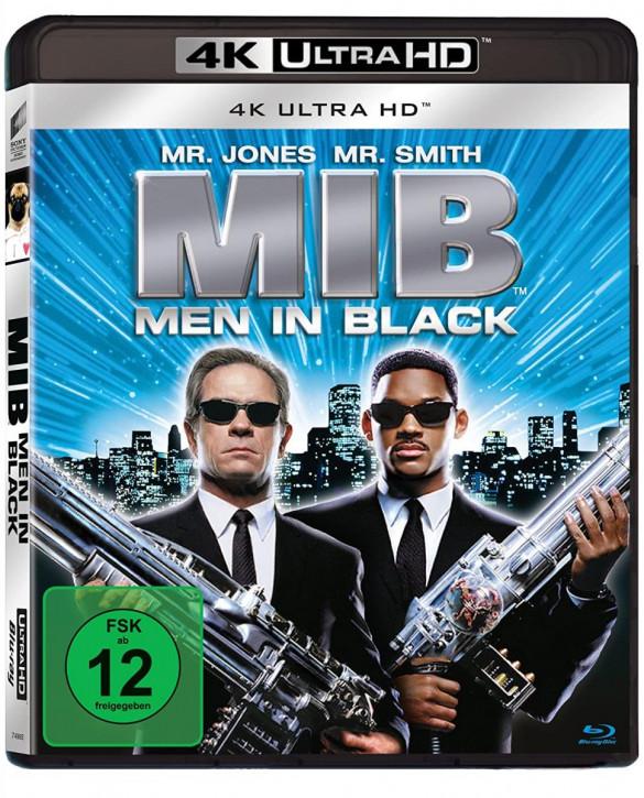 Men In Black [4K UHD+Blu-ray]