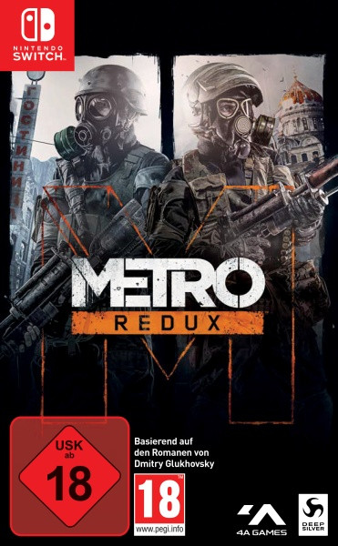 Metro Redux [Switch]